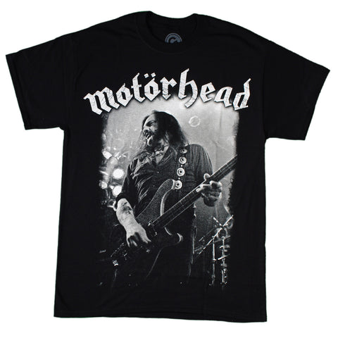 Motorhead Lemmy Photo 49 51 T-Shirt