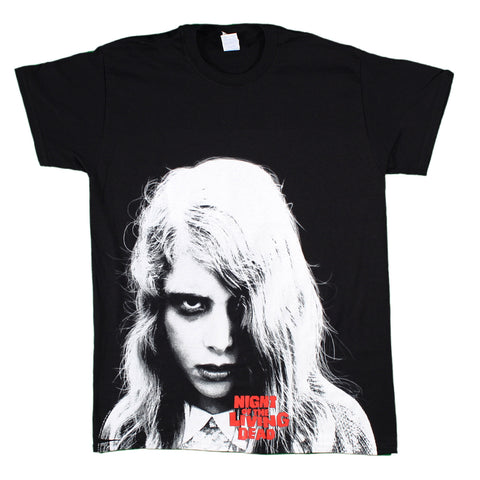 Night Of The Living Dead Kyra Face T-Shirt