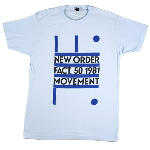 New Order Fact. 50 1981 Slim Fit T-Shirt