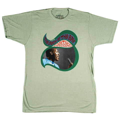 Otis Redding Sittin On The Dock Of The Bay Slim Fit T-Shirt