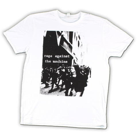 Rage Against The Machine Riot Slim Fit T-Shirt
