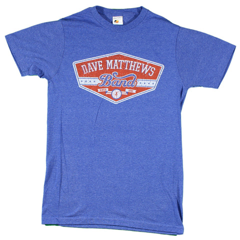 Dave Matthews Band East Side Slim Fit T-Shirt