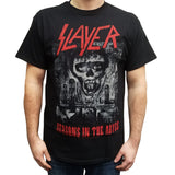 Slayer Seasons In The Abyss Vintage T-Shirt