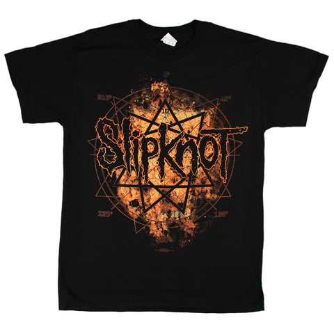 Slipknot Radio Fire Shirt T-Shirt