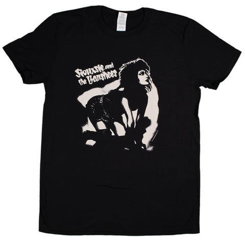 Siouxsie And The Banshees Hands And Knees Slim Fit T-Shirt