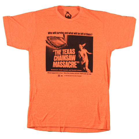 Texas Chainsaw Massacre Who Will Survive Slim Fit T-Shirt