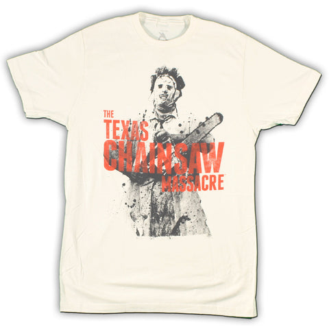 Texas Chainsaw Massacre Leatherface Slim Fit T-Shirt