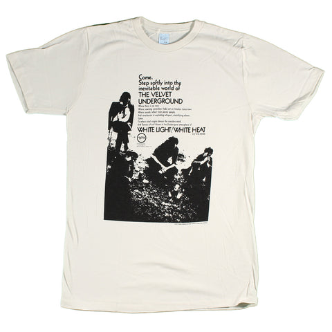 Velvet Underground Come Step Softly Slim Fit T-Shirt