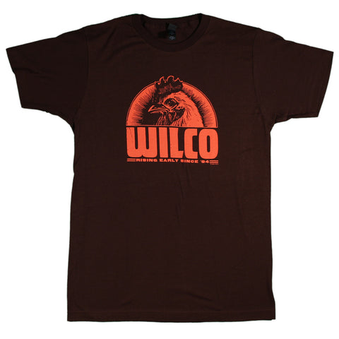 Wilco Rising Early Since 94 Slim Fit T-Shirt