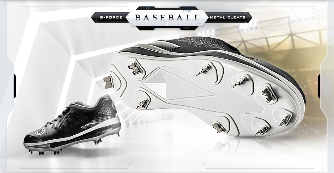 G-Force Metal Cleats