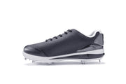 Athalonz GF1 Metal Baseball & Softball Cleats - Black