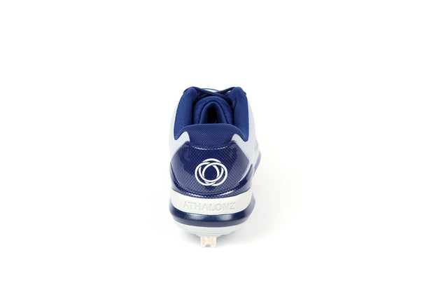 Athalonz GF1 Metal Baseball & Softball Cleats - Navy