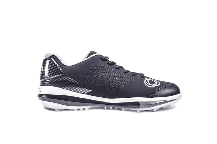 Athalonz GF1 Baseball & Softball Turf Shoes - Black