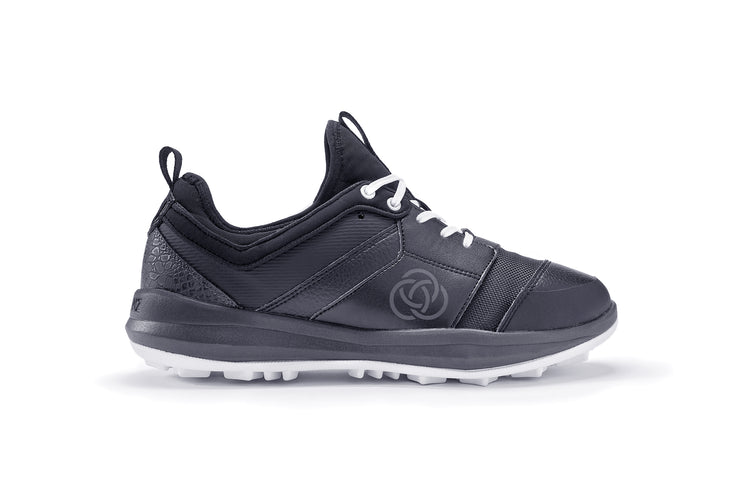 Athalonz GF2 Baseball & Softball Turf Shoes - Black