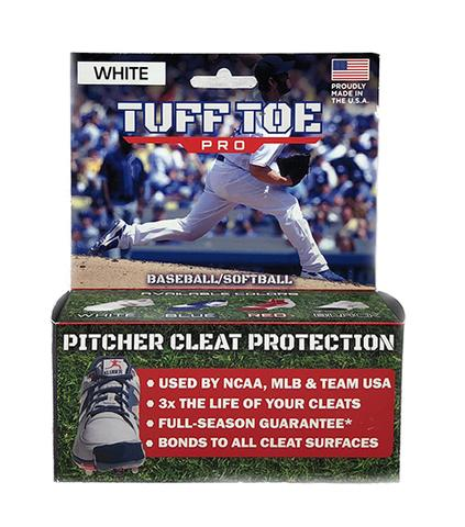Athalonz Baseball & Softball Pitching Toe by Tuff Toe (white)