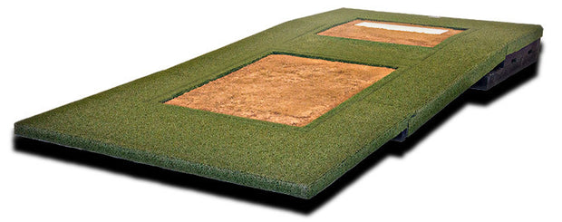 Athalonz RFP Mounds: Pro Practice Mound - Green