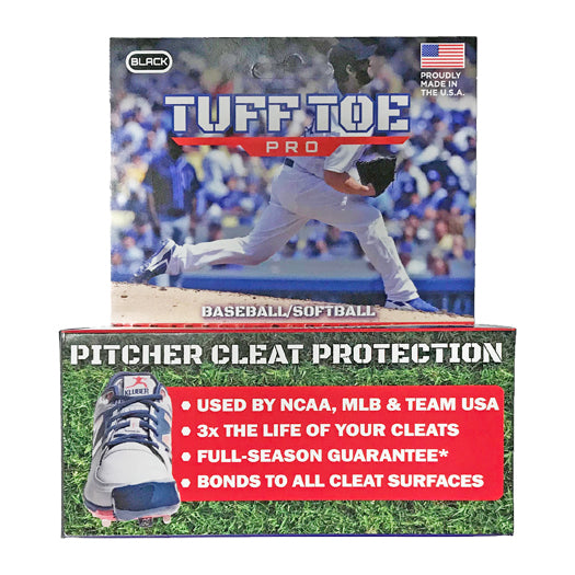 Athalonz Baseball & Softball Pitching Toe by Tuff Toe (black)