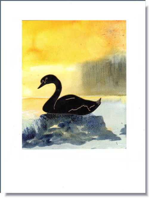 After the Storm Greeting Card ~ 1307