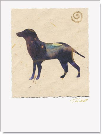 Retriever Greeting Card ~ 169