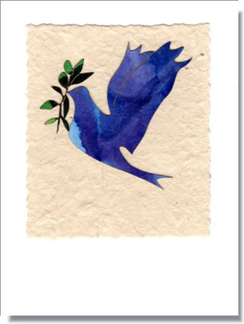 Dove Greeting Card ~ 329