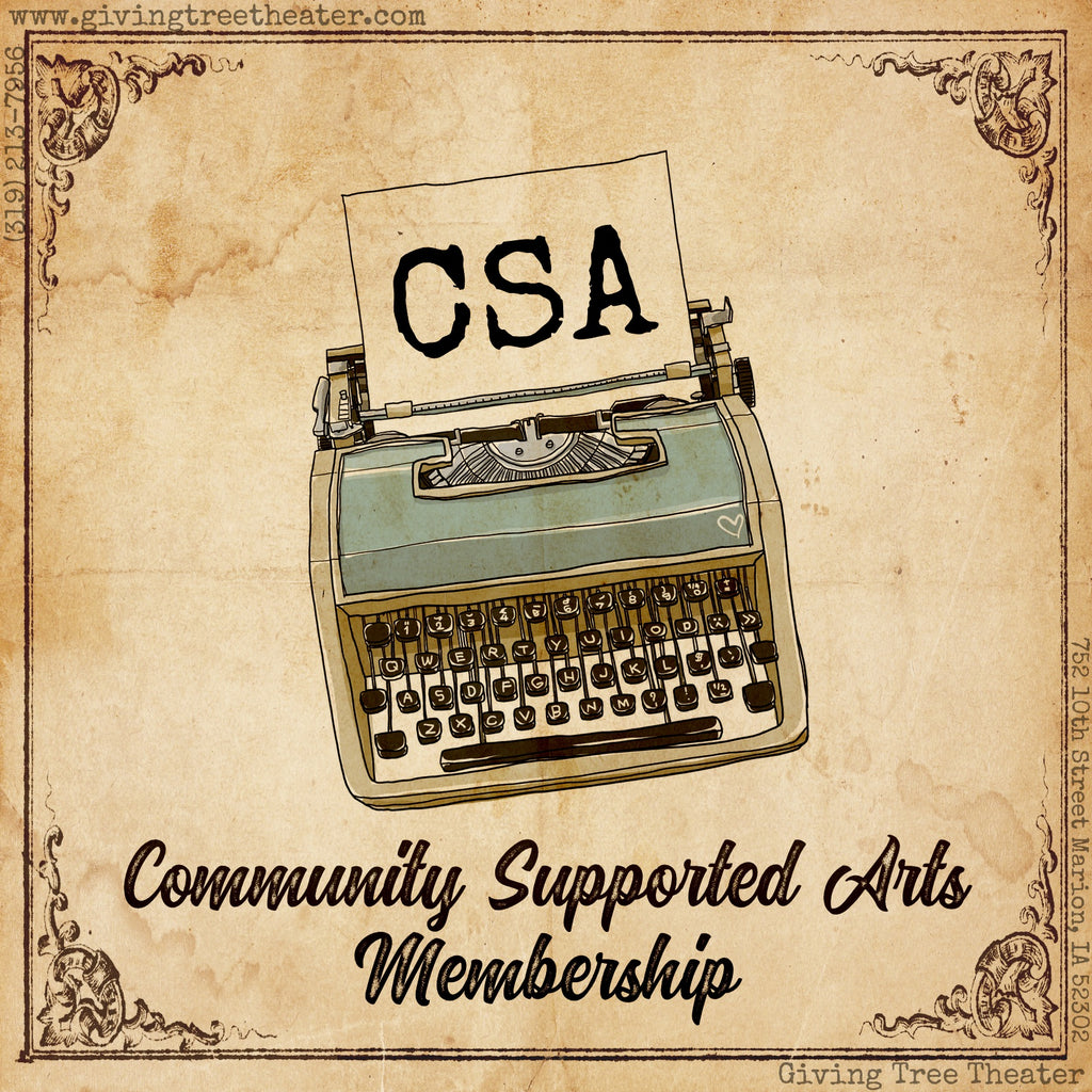 Community Supported Arts! (CSA)