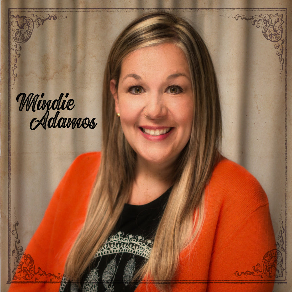 Psychic Medium Mindie Adamos // SOLD OUT