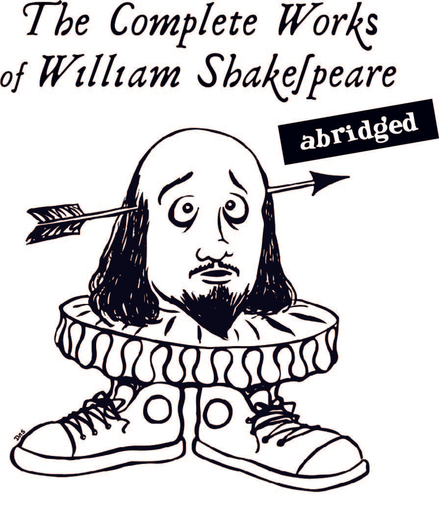 The Complete Works of William Shakespeare - abridged