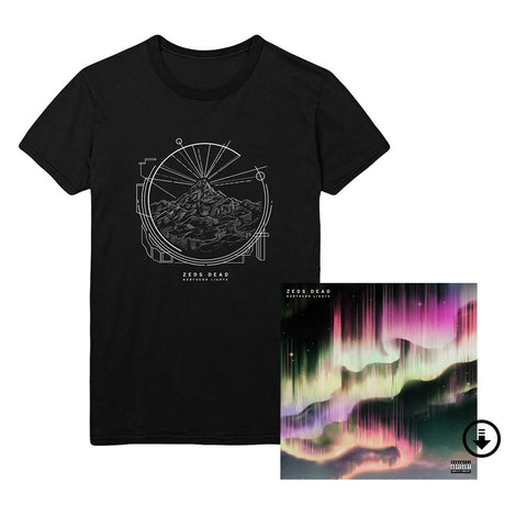 Northern Lights Digital Album + T-Shirt