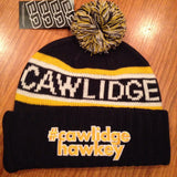 #cawlidgehawkey Winter Toques