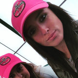 Bucci's Overtime Challenge Logo Snapback in Pink