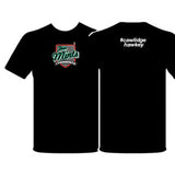 Thin Mints Logo T-shirt (Black)