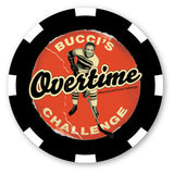 Bucci's Overtime Challenge Golf Ball Poker Chip Ball Maker