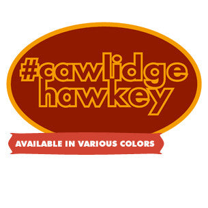 #cawlidgehawkey 1/2 PRICE OFF! Car Magnet