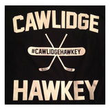 Cawlidge Hawkey Logo Long Sleeve Shirt