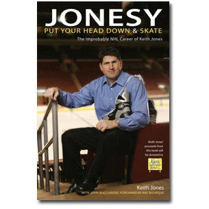 Jonesy: Put Your Head Down and Skate