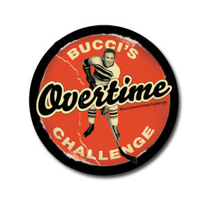 Bucci's Overtime Challenge Magnet