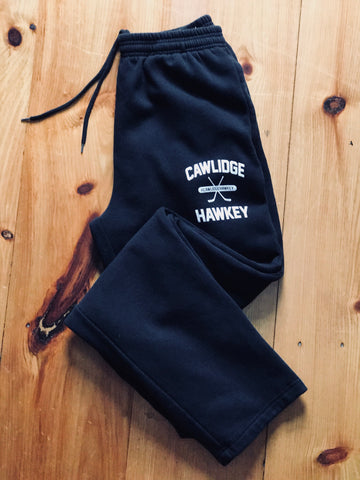 Cawlidge Hawkey Logo Sweatpants