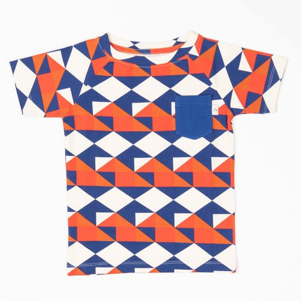 Alba Sigurd T-shirt, Traffic Graphic