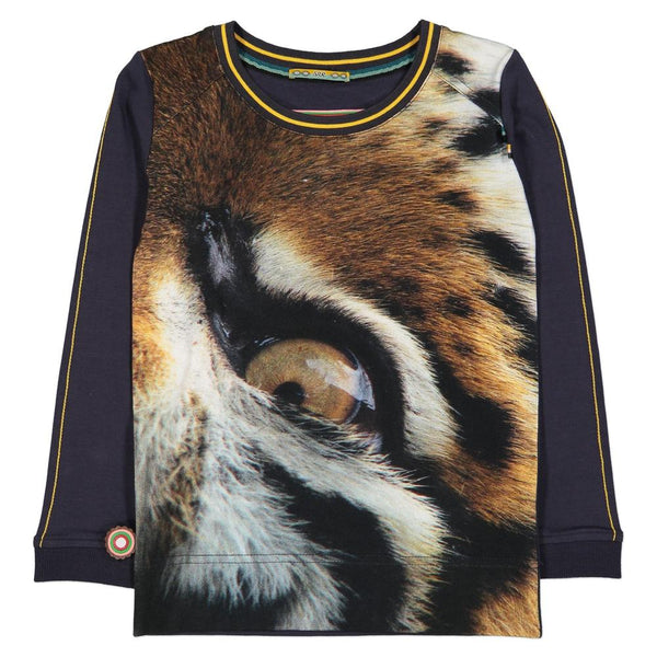 4 Funky Flavours T-shirt, Eye Of The Tiger