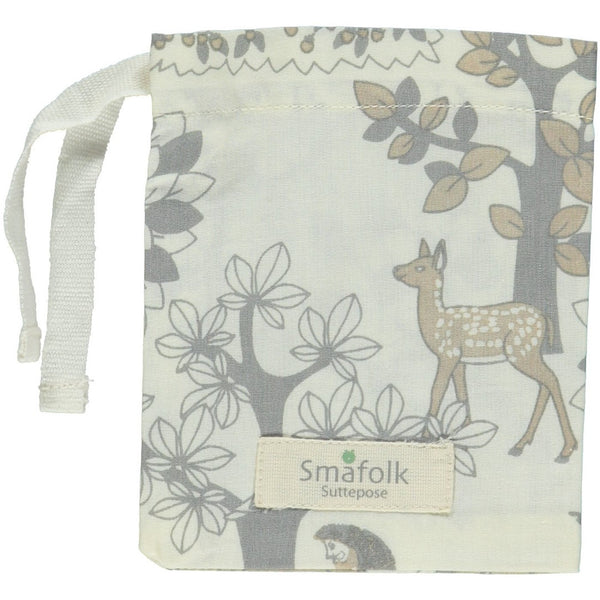Smafolk pacifier bag, landscape