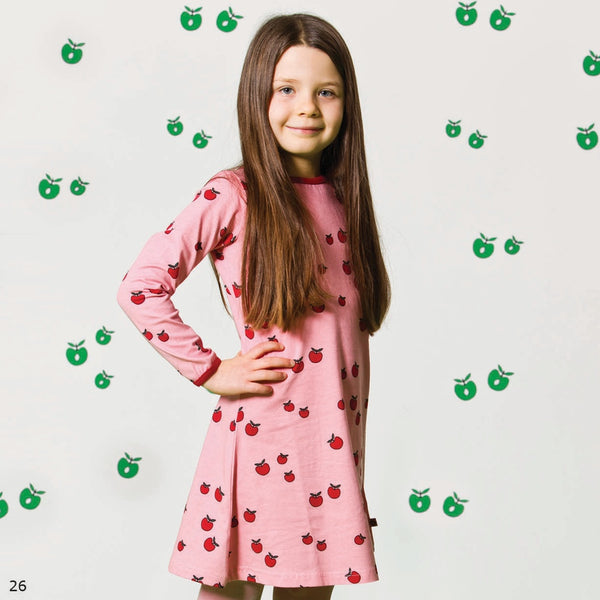 Smafolk Organic Apple Dress