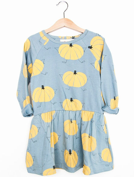 Nadadelazos Organic Pumpkin Dress