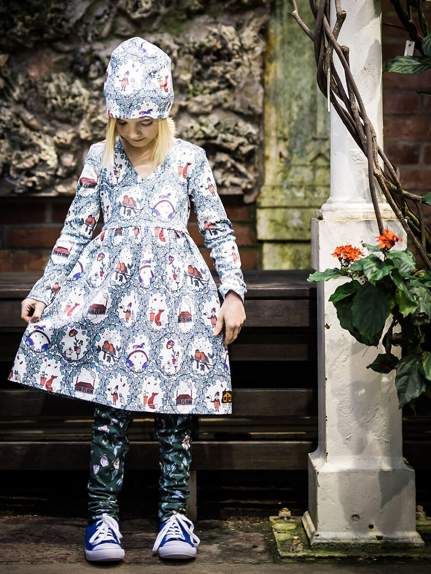 Modeerska Huset Organic Dress