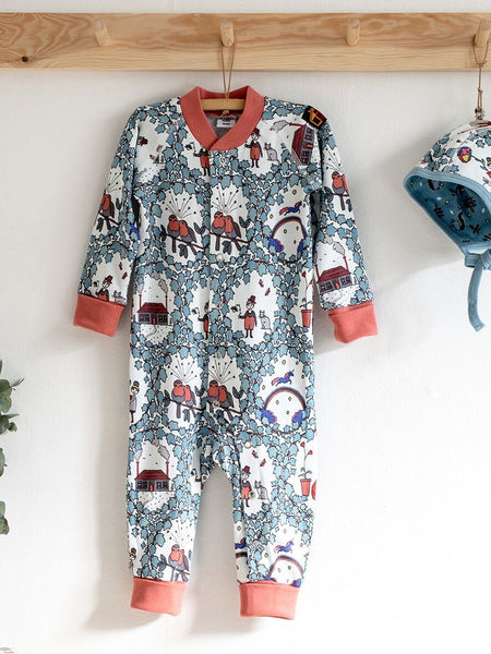 Modeerska Huset Organic Garden Dreams One-Piece