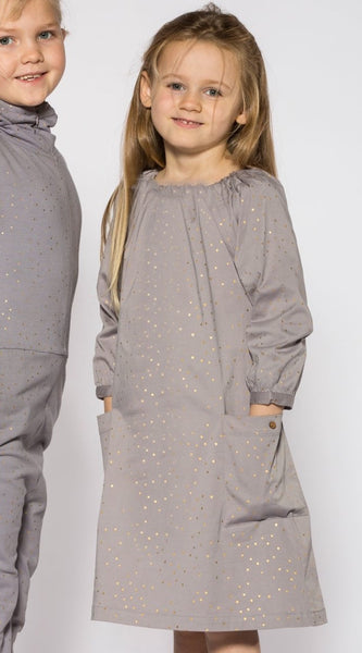 Elodiee Organic MARIE Dress – gold star