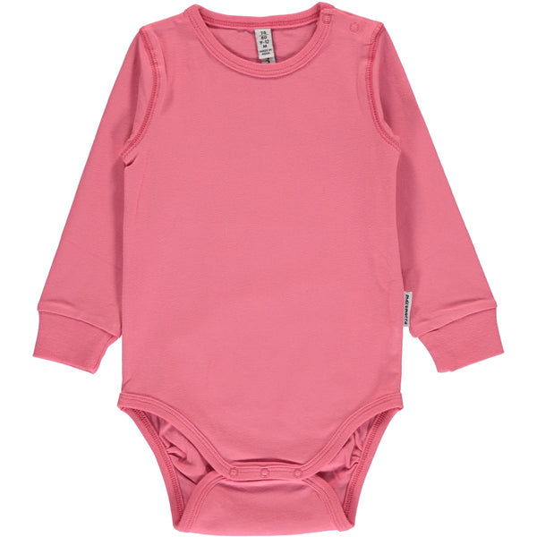 Maxomorra Organic Body L/S - Rose