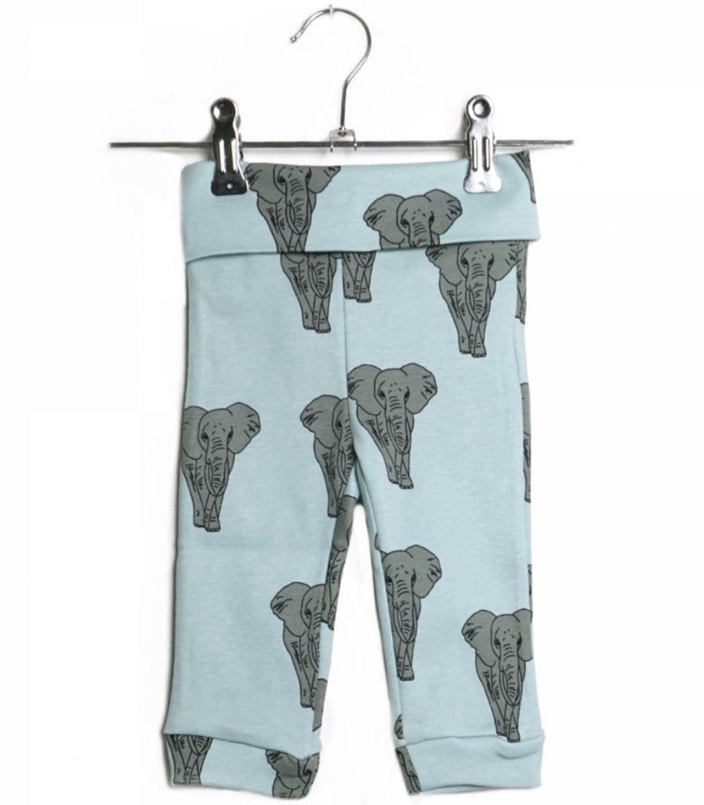 Krutter Elephant Baby Leggings