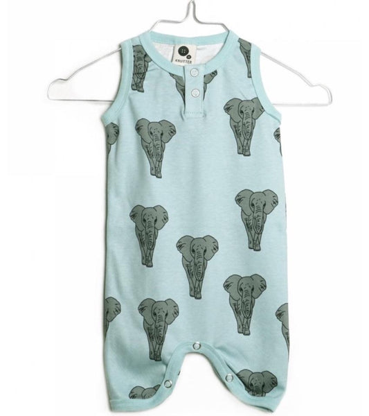 Krutter Elephant Sunsuit