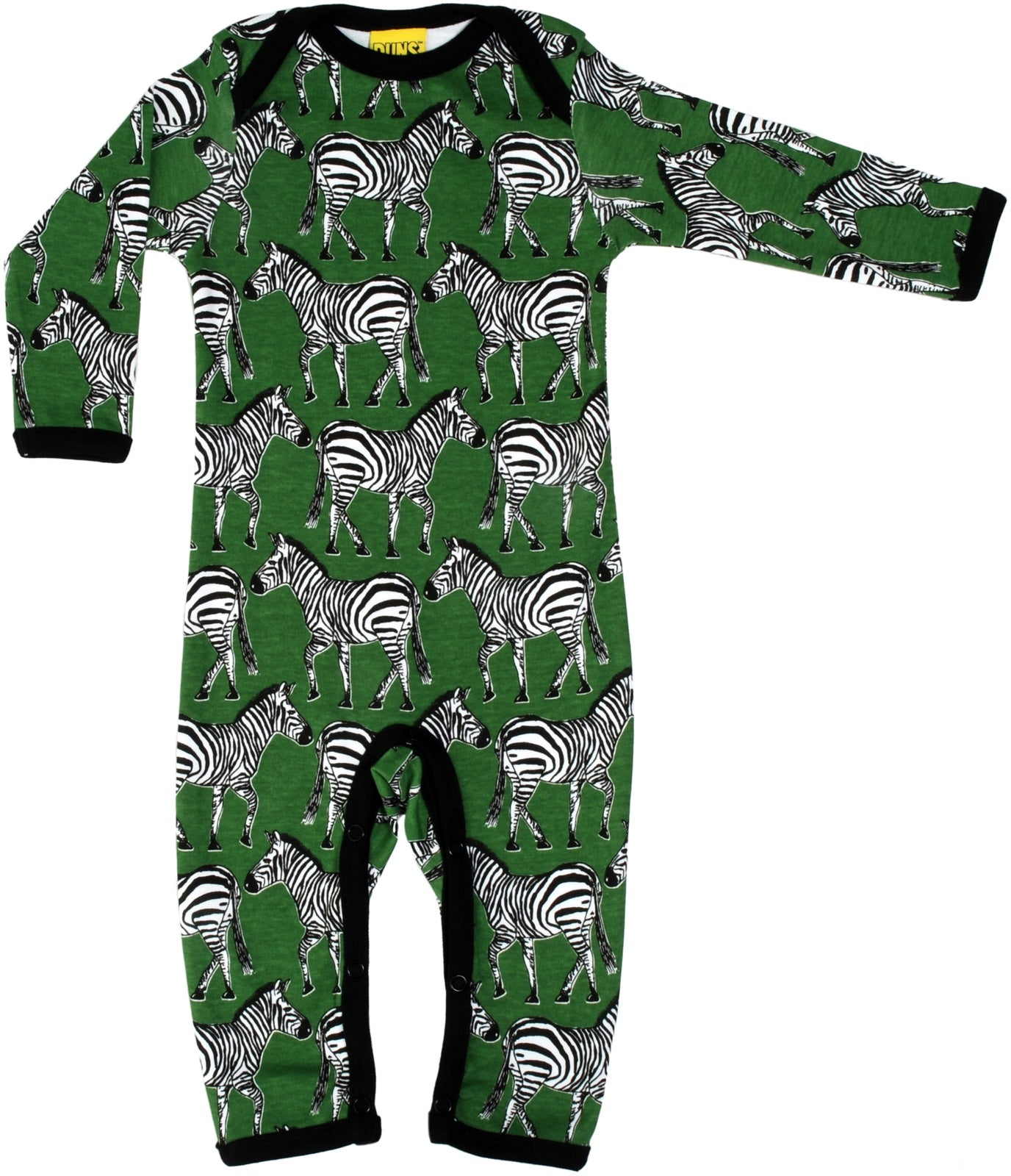 DUNS Sweden Organic Zebra One-Piece
