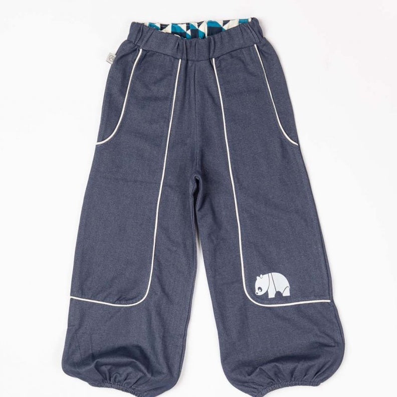 Alba Baggy Pants Mood Indigo